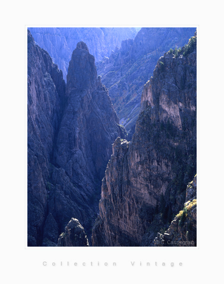 Black Gunnison Canyon, Colorado